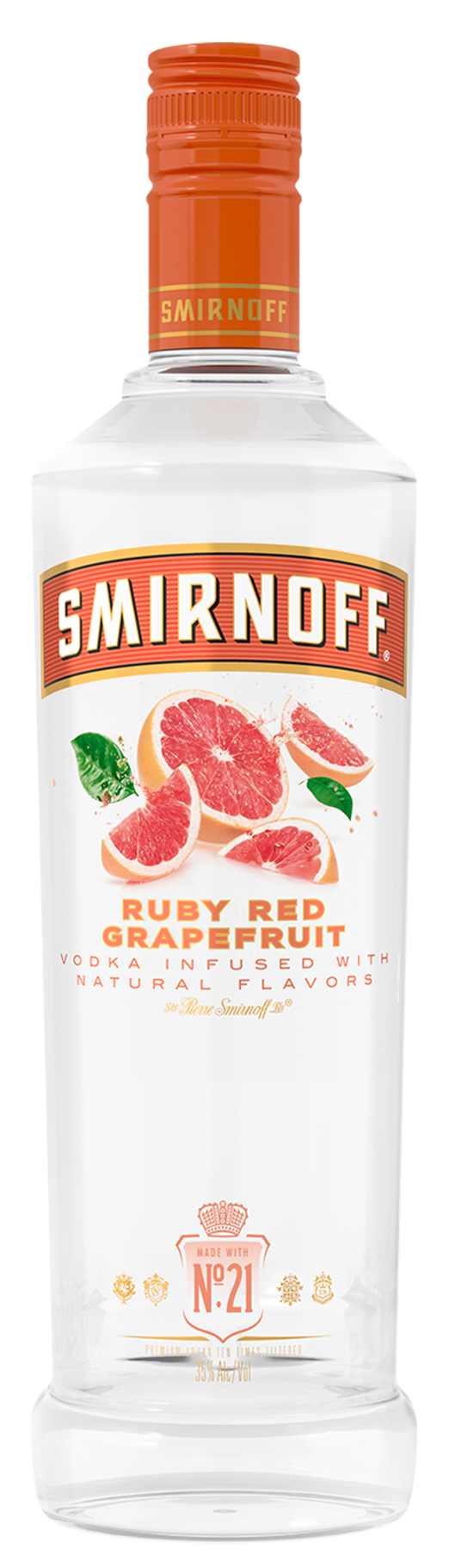 SMIRNOFF RUBY RED GRAPEFRUIT