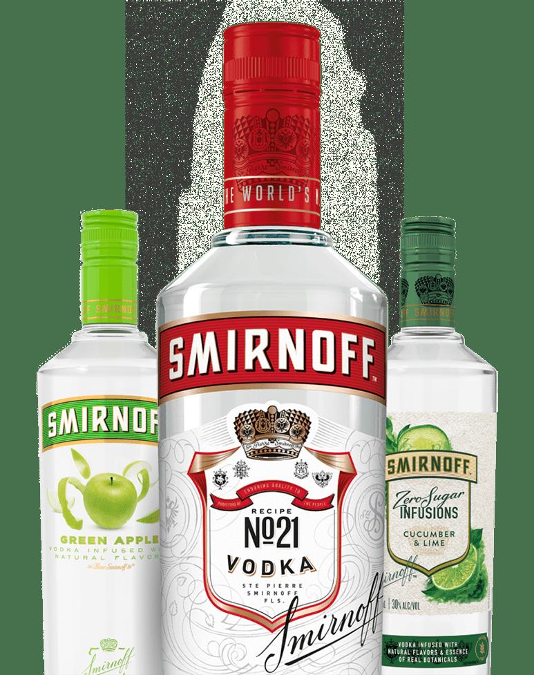 Vodka | Smirnoff